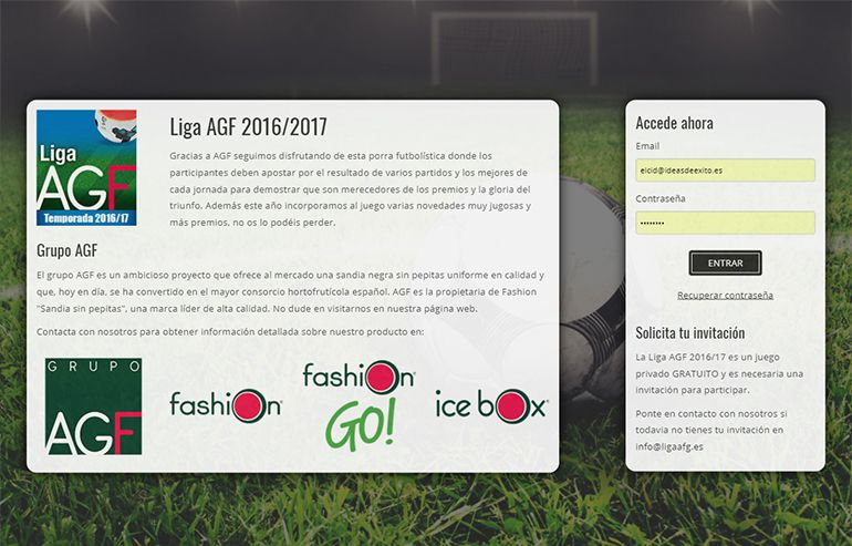 Liga AGF