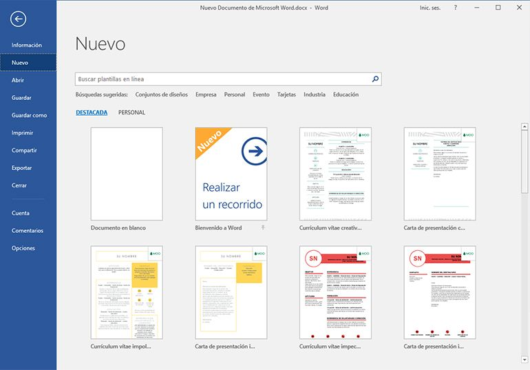 Videotutorial MS Word 2016 ICB Editores