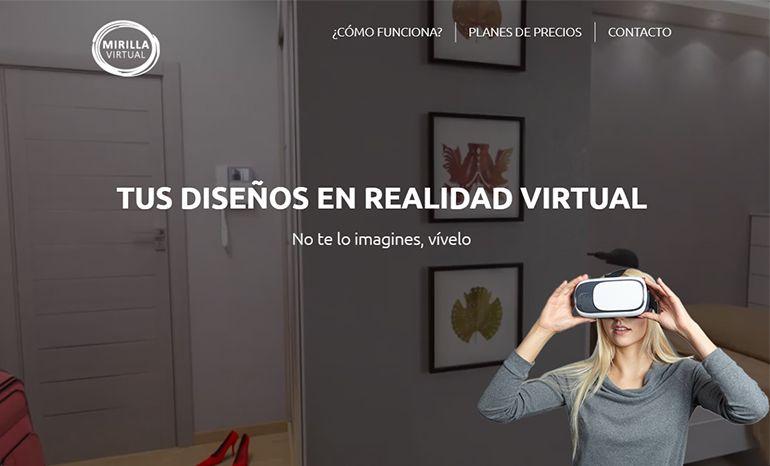 Visitas con realidad virtual
