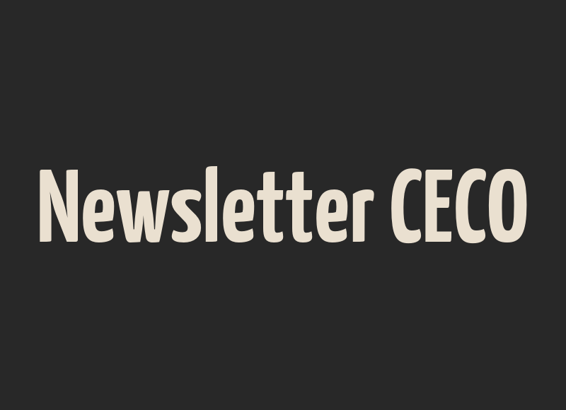 Newsletter CECO